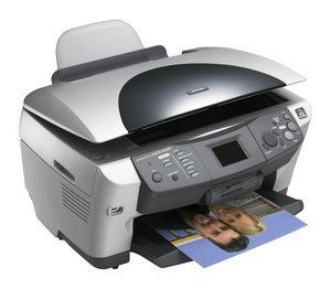 Epson Stylus Photo RX600, Tinte (C11C543011)