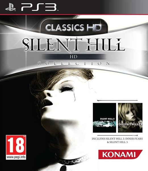 Silent Hill - HD Collection (English) (PS3)
