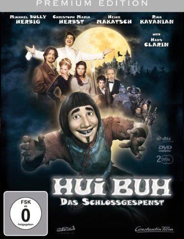 Hui Buh - Das Schlossgespenst (Special Editions) -- via Amazon Partnerprogramm