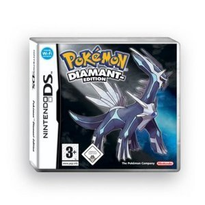 Pokemon - Diamant Edition (deutsch) (DS)