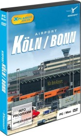 X-Plane 11 - Airport Köln/Bonn XP (Add-on) (PC)