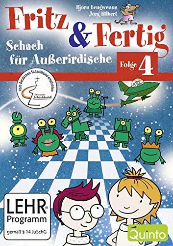 Terzio: Fritz und Fertig 4 - Schach für Außerirdische (deutsch) (PC) -- via Amazon Partnerprogramm