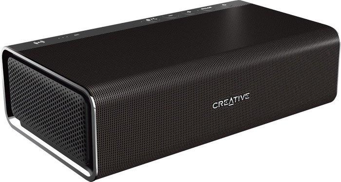 Creative Sound Blaster Roar Pro schwarz