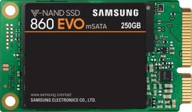 Samsung SSD 860 EVO 250GB, mSATA (MZ-M6E250BW)
