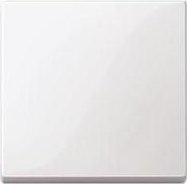 Merten System M Wippe Duroplast hochkratzfest, polarweiß (434119)