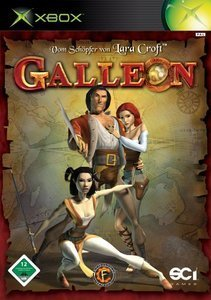 Galleon: Islands of Mystery (German) (Xbox)