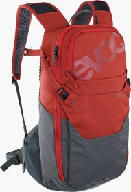 Evoc Ride 12 mit Trinksystem chili red/carbon grey (100323514)