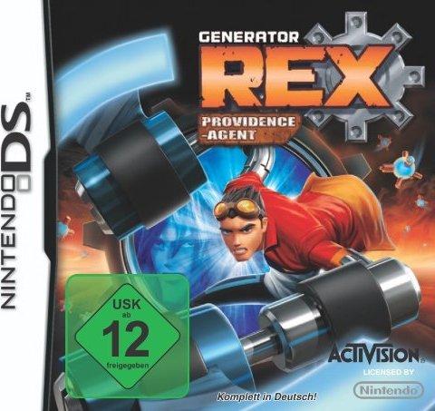 Generator Rex (deutsch) (DS) -- via Amazon Partnerprogramm
