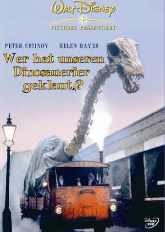 Wer hat unseren Dinosaurier geklaut -- via Amazon Partnerprogramm