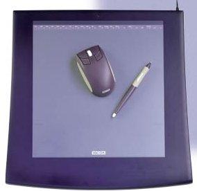 Wacom Intuos2 A4 Oversize DTP-Version & Mouse, USB