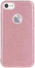 Forcell Shining Case für Samsung Galaxy A71 pink