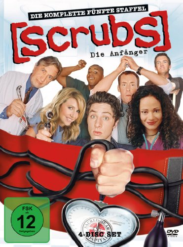 Scrubs Season 5 -- via Amazon Partnerprogramm