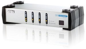 ATEN VS461, DVI switch 4-port