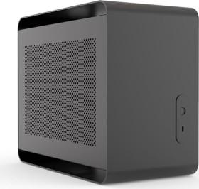 Streacom DA2 V2 schwarz, Mini-ITX (ST-DA2B-V2)
