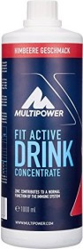 Multipower Fit Active Himbeere 1000ml