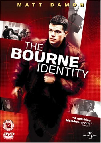 The Bourne Identity (Special Editions) (UK) -- via Amazon Partnerprogramm