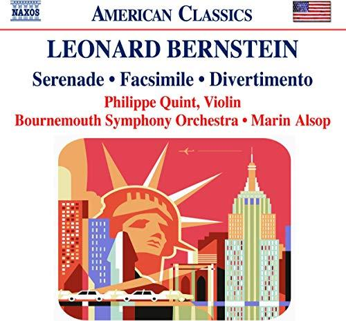 Leonard Bernstein - Divertimento -- via Amazon Partnerprogramm