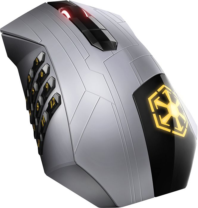 Razer Star Wars The old Republic Gaming-mouse, USB (RZ01-00650100-R3M1)