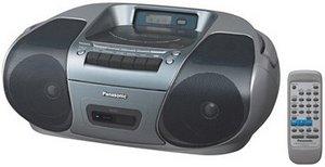 Panasonic RX-D27 srebrny
