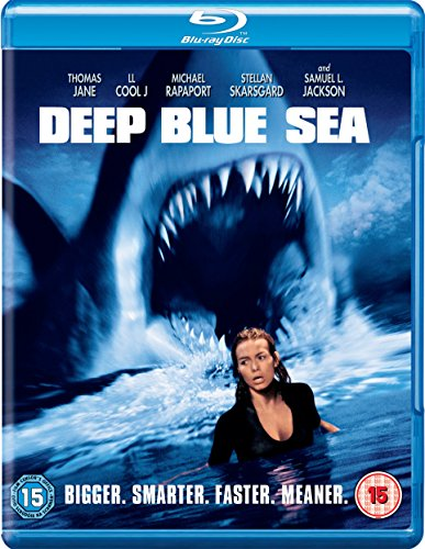 Deep Blue Sea (Blu-ray) (UK) -- via Amazon Partnerprogramm
