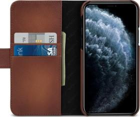 Stilgut Talis Wallet Case für Apple iPhone 11 Pro braun (B07XRQ94MQ)