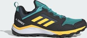 adidas Terrex Agravic TR hi-res aqua/solar gold/core black (Herren) (FV2418)