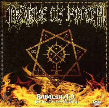 Cradle of Filth - Babalon A.D. -- via Amazon Partnerprogramm