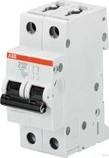 ABB Sicherungsautomat S200M, 2P, D, 10A (S202M-D10)
