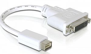 DeLOCK adapter cable mini-DVI/DVI (65086)