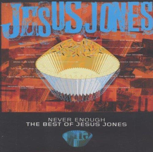 Jesus Jones - Never Enough/The Best Of -- via Amazon Partnerprogramm