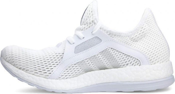 3f29c9668e00c adidas Pure Boost X white silver met clear grey (ladies) (BB4969 ...