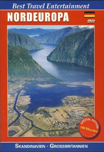 Reise: Nordeuropa, Skandinavien, Grossbritannien -- via Amazon Partnerprogramm