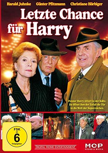 Letzte Chance für Harry -- via Amazon Partnerprogramm