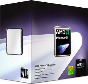 AMD Phenom II X4 920, 4x 2.80GHz, boxed (HDX920XCGIBOX)