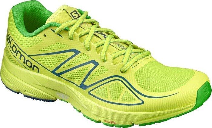 dba71c5ddd7d9f Salomon Sonic Aero yellow green (men) (393495) starting from £ 83.69 ...