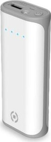 Celly Powerbank Daily 5000 weiß (PBD5000WH)