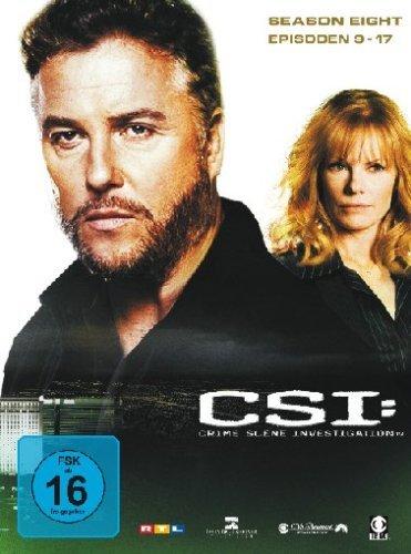 CSI Season 8.2 -- via Amazon Partnerprogramm