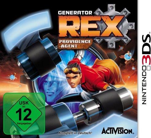 Generator Rex (deutsch) (3DS) -- via Amazon Partnerprogramm