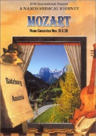 Wolfgang Amadeus Mozart - Klavierkonzert 13 & 20