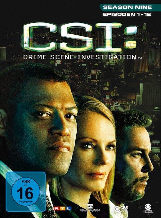 CSI Season 9.1