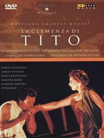 Wolfgang Amadeus Mozart - La Clemenza Di Tito (DVD)