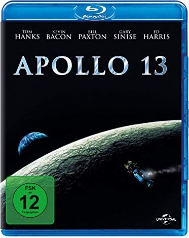 Apollo 13 (Blu-ray) -- via Amazon Partnerprogramm