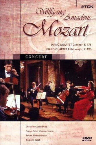 Wolfgang Amadeus Mozart - Kammermusik: Klavierquartett -- via Amazon Partnerprogramm