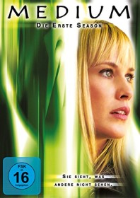 Medium - Nichts bleibt verborgen Season 1 (DVD)