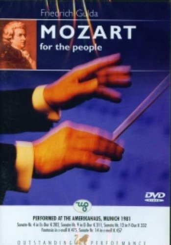 Wolfgang Amadeus Mozart - Mozart For The People -- via Amazon Partnerprogramm