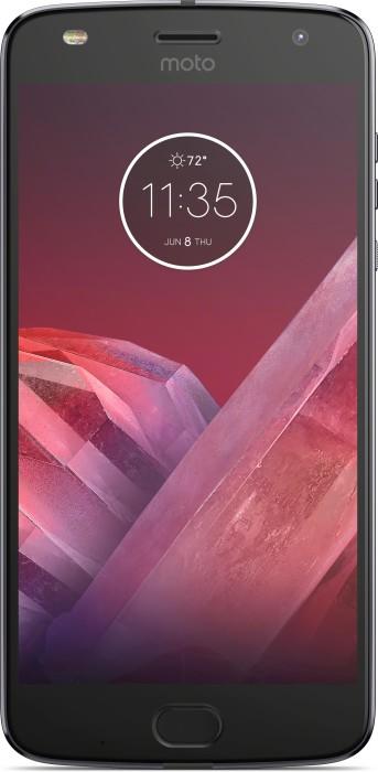 Motorola Moto Z2 Play Dual-SIM 64GB/4GB grau