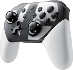 Nintendo Switch Pro Controller - Super Smash Bros. Ultimate Edition (Switch)