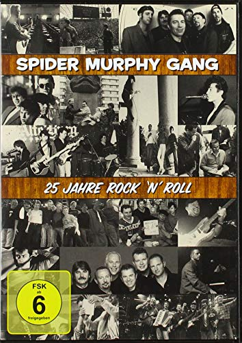 Spider Murphy Gang - 25 Jahre Rock'n'Roll -- via Amazon Partnerprogramm