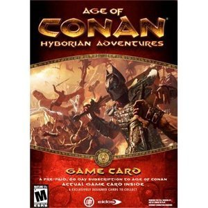 Age of Conan: Hyborian Adventures - Game Time Card (English) (PC)