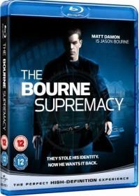 The Bourne Supremacy (Blu-ray) (UK)